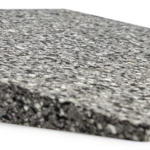 Skråkile, 37 x 37 cm, u/betræk, 6 eller 8 cm