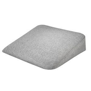 Jobout balance skrå pude design lys grå - 1 stk